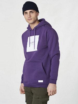 Street & luvtröjor - Blench Pullover Hoodie V.2 Majesty Purple