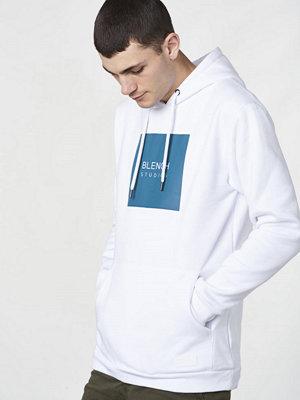Street & luvtröjor - Blench Pullover Hoodie V.2 White
