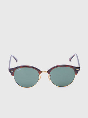 Ray-Ban RB4246 Clubround Havana