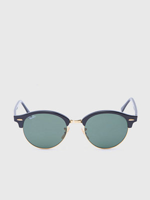 Solglasögon - Ray-Ban RB4246 Cloubround Black