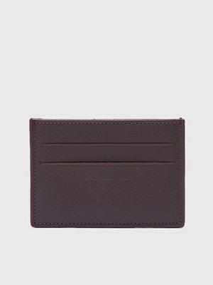 Plånböcker - NN07 Single Card 9108 Brown