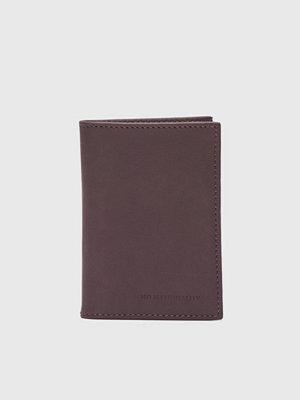 Plånböcker - NN07 Double Card 9108 Brown