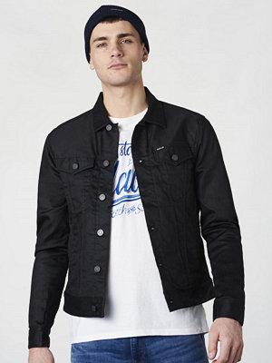 Jeansjackor - Replay Thindown Denim jacket Black