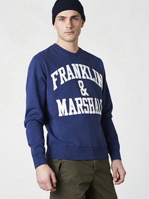 Franklin & Marshall Franklin Sweat Navy