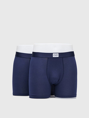 Frank Dandy 2-pack Legend Organic Boxer Dark Navy