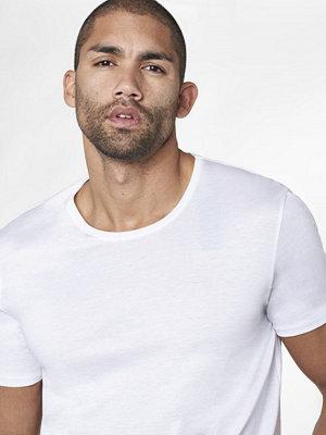 Calvin Klein Jato Merc Single Jersey Tee Perfect White