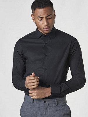 Skjortor - Studio Total Henry Shirt Black