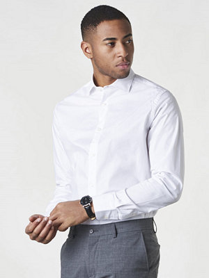 Skjortor - Studio Total Henry Shirt White