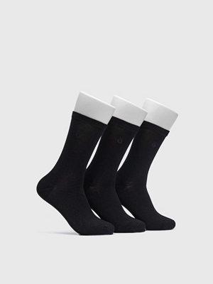 Strumpor - Resteröds Bamboo Socks 3-pack Black