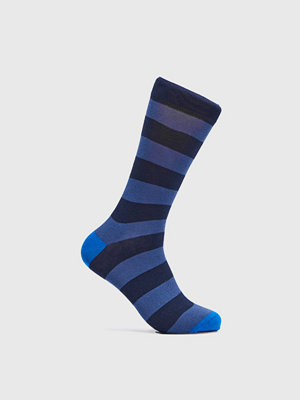 Strumpor - Björn Borg BB Stripe Ankle Sock Sargasso