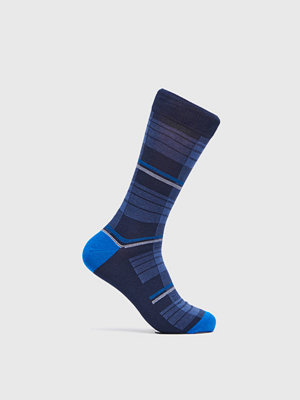 Björn Borg BB Classic Check Ankle Sock Sargasso