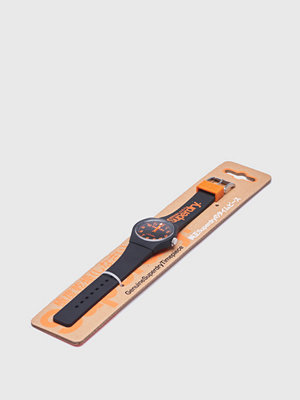 Klockor - Superdry Urban 164B Black