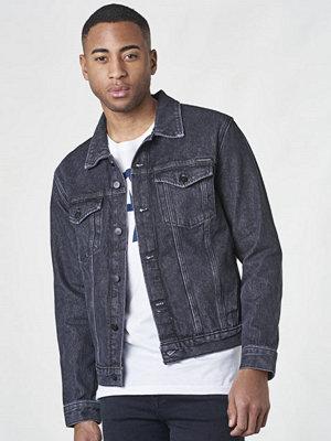 Calvin Klein Jeans Classic Denim Jacket Stark Black