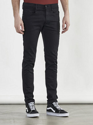 Jeans - Replay Anbass Hyper Flexx Black