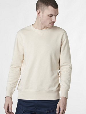 Whyred Murry Structure Sweat Oatmeal