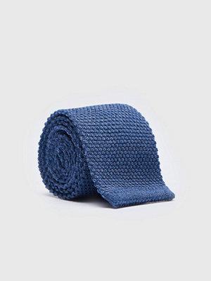 Slipsar - Castor by Castor Pollux Knitteus French Blue