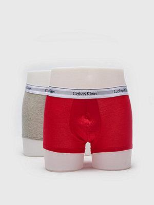 Calvin Klein Underwear Modern Cotton Stretch 2-Pack 5EX Grey/Red