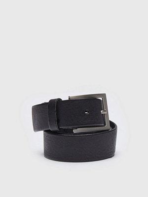 Bälten & skärp - Rage for Leather Jimmy 0099 Black