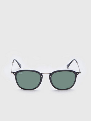 Ray-Ban RB2448N Black/Silver/Green