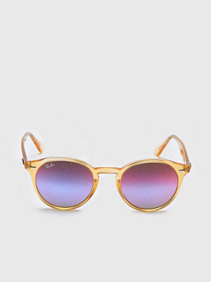 Ray-Ban RB2180 Yellow/Blue/Violet gradient Mirror