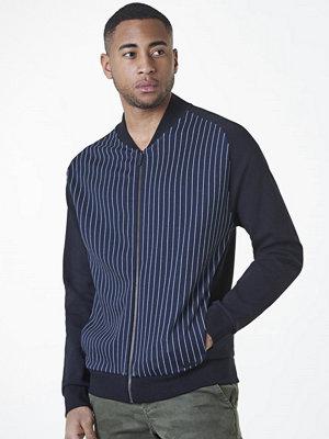 Street & luvtröjor - Calvin Klein Katla Zip Perfect Black