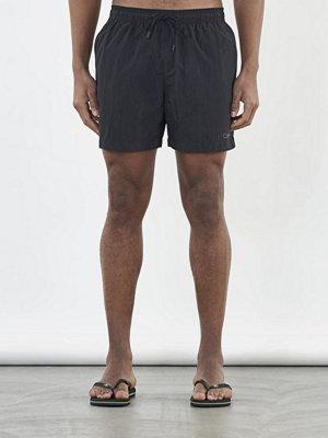 Badkläder - Calvin Klein Underwear Core Neo Swimshort 001 Black