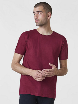 T-shirts - William Baxter Baxter Tee Wine Red