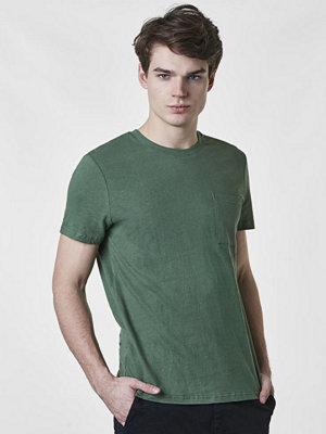 T-shirts - NN07 Barry Pocket 3266 Moss