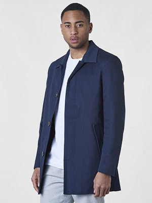 Savvy Citizen Dash Coat Navy
