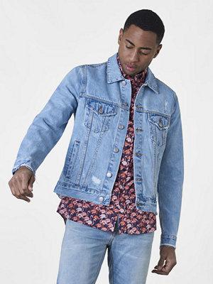 Jeansjackor - Neuw Type 1 Jacket Beaten Indigo