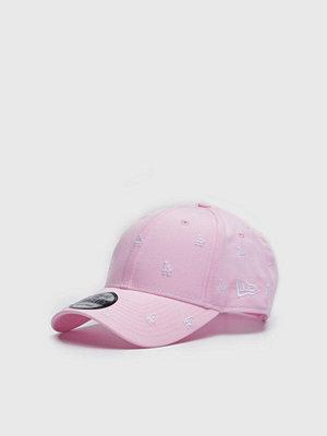 New Era 9Forty LA Dodgers Pink/White