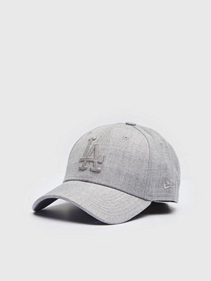 New Era 39Thirty LA Dodgers Grey Heather