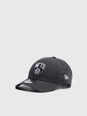 Kepsar - New Era 9Forty Brooklyn Nets Grey