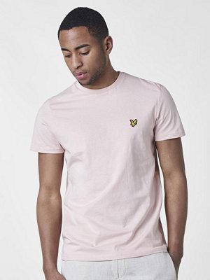 T-shirts - Lyle & Scott Crewneck Tee Z261 Dusty Pink