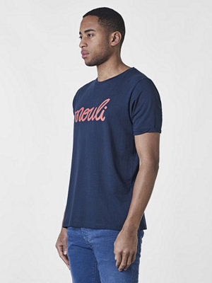 T-shirts - Mouli Lochlan Tee Blue navy