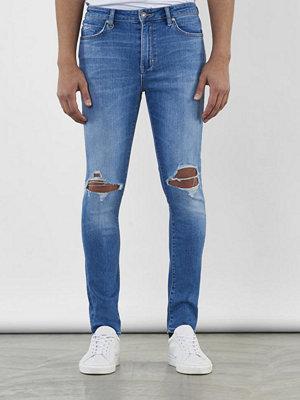 Jeans - Neuw Rebel Skinny Broken Light
