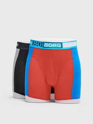 Björn Borg 2-pack Block 80 Sammy Shorts Black Beauty