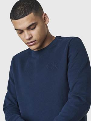 Calvin Klein Kapler Sweat Sky Captain