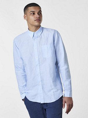 Hope B.D Shirt Blue Stripe