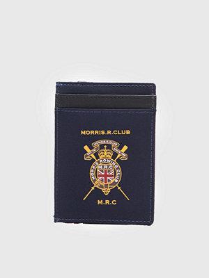 Plånböcker - Morris Scott Cardholder Navy