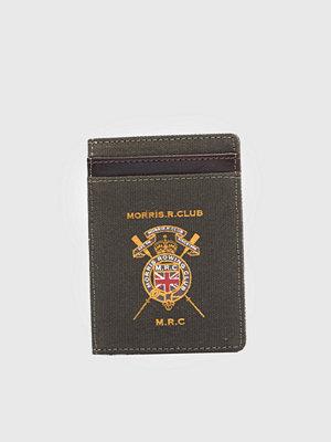 Plånböcker - Morris Kevin Cardholder Green