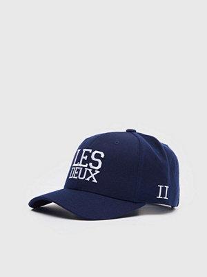 Kepsar - Les Deux Baseball Cap Les Deux Navy