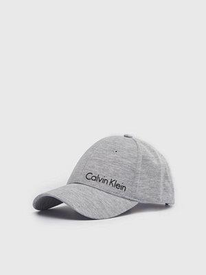 Kepsar - Calvin Klein Underwear Core Twill Cap Grey Heather