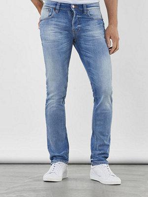 Jeans - Nudie Jeans Grim Tim Faded Ash