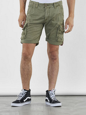 Alpha Industries Crew Short 82 Light Olive