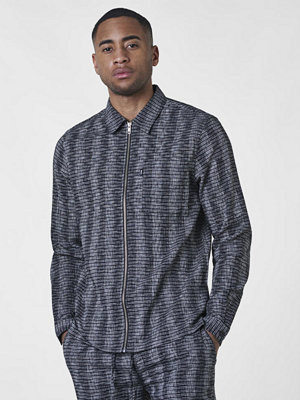 WESC Nicks Light Shirt Pirate Black