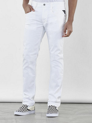 Jeans - Replay Anbass White
