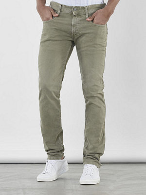 Jeans - Replay Anbass Washed Light Olive