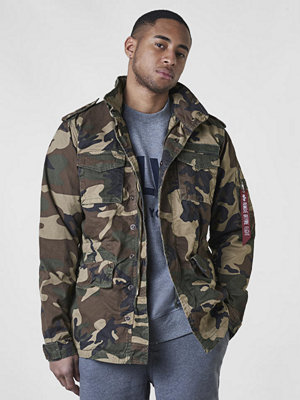 Alpha Industries Huntington 408 Woodl Camo 65