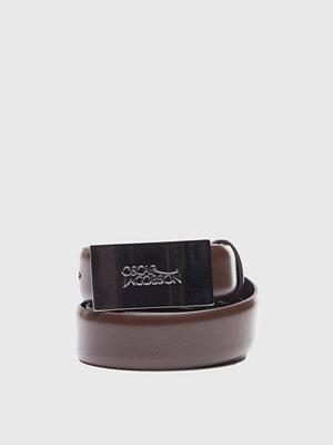 Bälten & skärp - Oscar Jacobson OJ Belt 15596 Brown